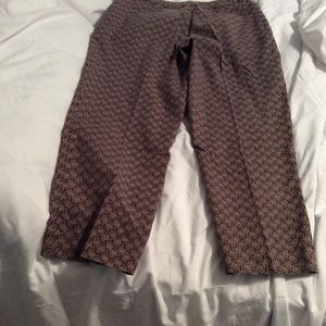 Mossimo Supply Co. Pants - Mossimo Crop pants